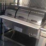 Mobile Kitchen Trailer Rental 28 ft.