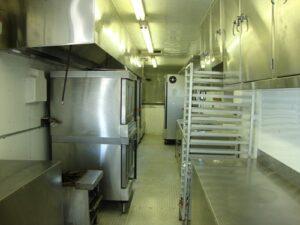 Mobile Kitchen Trailer 38ft-02 | Kitchen Trailer USA